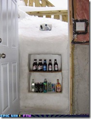 Environmentally friendly fridge