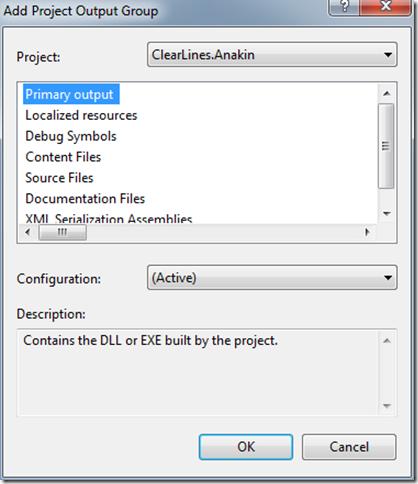 AddProjectOutput