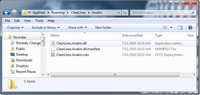 InstallationFolder