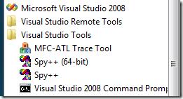 VisualStudioCommandPrompt