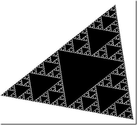 Sierpinski-example