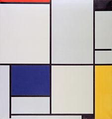 Mondrian Tableau I